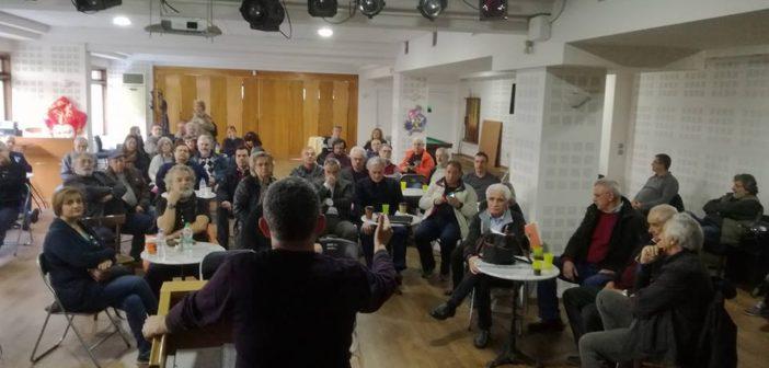Πραγματοποιήθηκε η Συνέλευση μελών Αττικής του Κινήματος Συνταξιούχων…